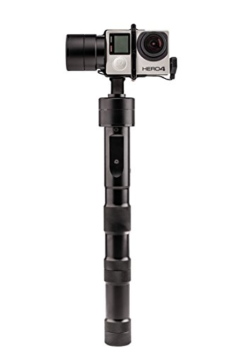 KumbaCam 3 Axis Compatible with GoPro Handheld Stabilizer/Gimbal