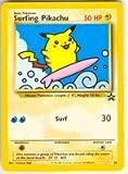 Pokemon - Surfing Pikachu - 28 - Promo - Pokemon Promos