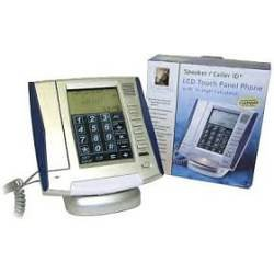 Touch Panel Phone with Speaker and Caller - Outlets Geneva Hours
