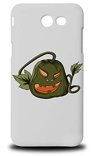 Halloween Pumpkin Face 2 Hard Phone Case Cover