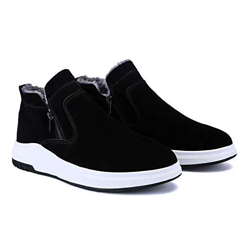Pour Bottes shoes Homme Noir Sry RqYA7