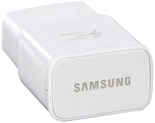 Samsung Usb Adapter - Samsung Adaptive Fast Charging USB Wall Charger EP-TA20JWE Power Adapter - White - Non-Retail Packaging