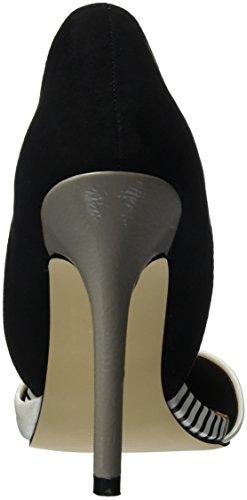 Negro Kg Miss Mujer Tacones comb black Andi 2 XxxHf
