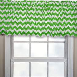 Window Length: 12 Chevron Window Valance Color: Grey Widow Width: 72