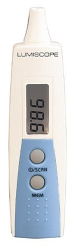 Lumiscope 2215 Digital Ear Thermometer