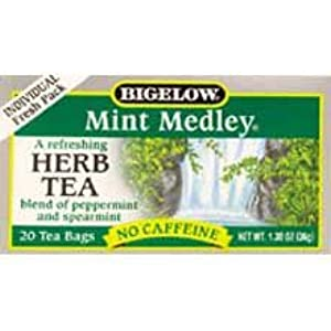 Mint Medley Herb Tea - 20 each -- 6 per case.