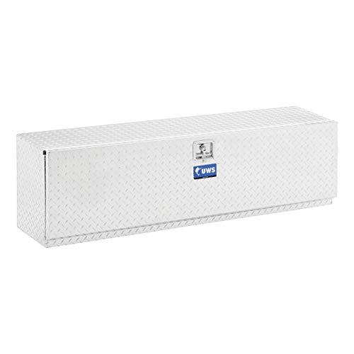 UWS EC40001 48-Inch Aluminum Single-Door Topside Tool Box