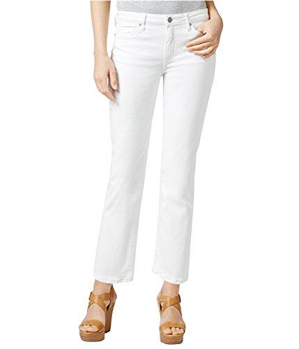 (Calvin Klein Jeans Women's Cropped Straight Jean, Honolulu, 31)