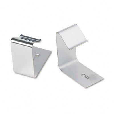 QRT7501 - Quartet Flexible Metal Cubicle Hangers for 1 1/2 to 2 1/2in Panels