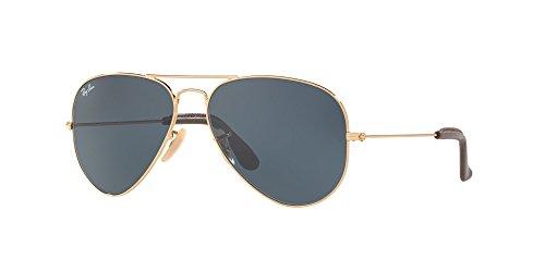 Ray-Ban RB3025-183/R5 AVIATOR LARGE METAL Sunglasses 55mm (Buy Rb3025 Ray Ban)