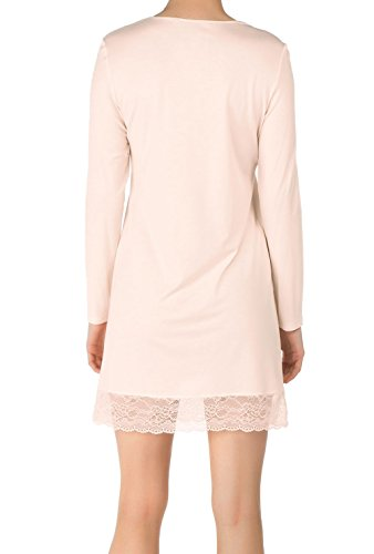 Calida Big Shirt Grand Central, Camisón para Mujer powder puff