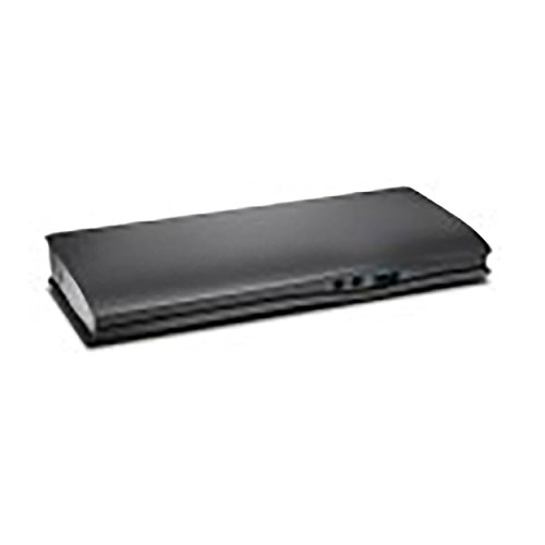 "Kensington SD4600P USB-C Docking Station with Power Delivery Charging for 2015/2016 MacBook Retina 12"", Chromebook Pixel, Dell XPS 13"" 9350/XPS 15"" 9550, Dell Precision 5510 (K38231WW) by Kensington"