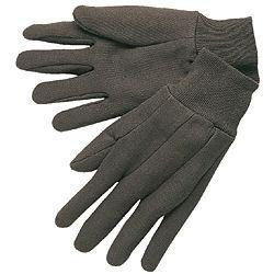 Cotton Jersey Work Gloves - 12 Pairs, Womens by Memphis Glove