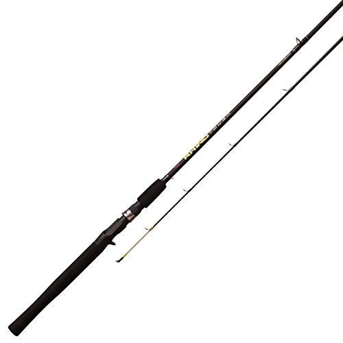 Zebco zbczr33602m10cns3 rhino cast glow tip rod 56 for Rhino fishing pole