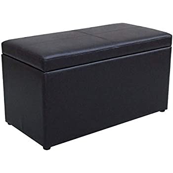 Amazon Com Jnwd Tuft Ottoman Square Two Seat Low Foot