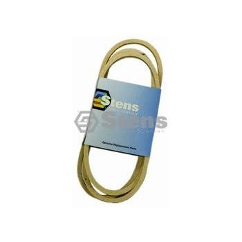 Amazon.com: Stens # 265 – 057 – Cinturón OEM Spec para ...