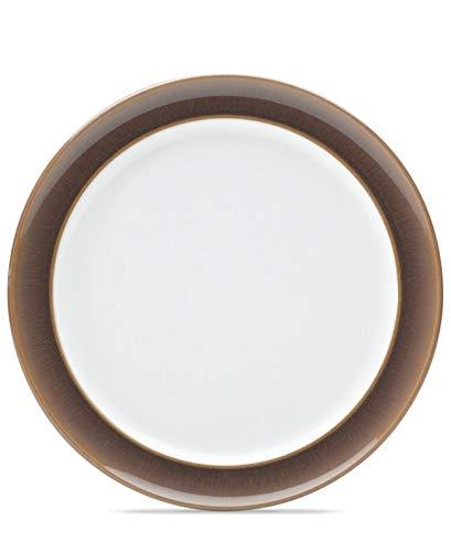 Denby Truffle Wide Rimmed Teaplate ()