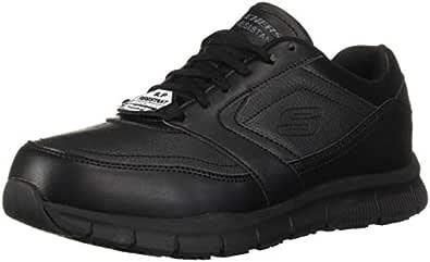 Skechers Erkek Nampa Sneaker 77156,Siyah,40