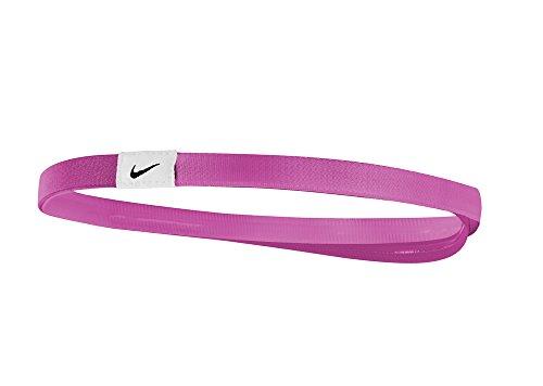 Price comparison product image Nike Satin Twist Headband (Pink Pow/Vivid Pink)