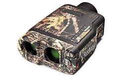 Yardage Pro Laser Rangefinder - Elite 1500 w/ARC Mossy Oak New Break Up by Featherlite Outdoor Gear
