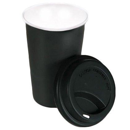chalkboard thermal ceramic mug - 2