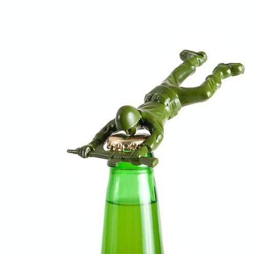 luchador wrestler bottle opener - 2