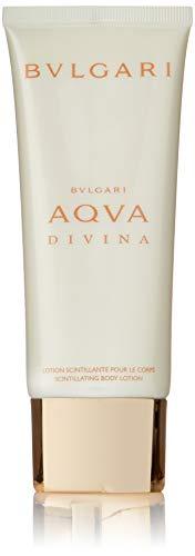 BVLGARI Aqua Divina Body Lotion, 3.4 Ounce