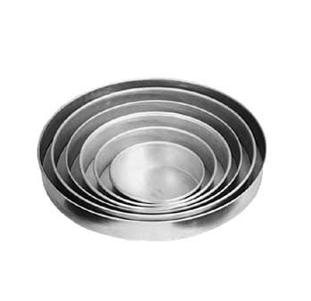 American Metalcraft 8000 Series Straight Sided Pizza Pan, 13 x 2 inch - 1 each. ()