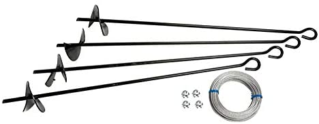 Arrow Shed AK4 Earth Anchor Kit
