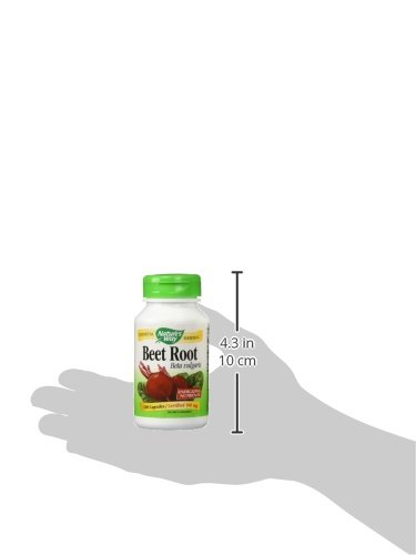 033674104002 - Nature's Way Beet Root Powder Capsules 500 mg, 100-Count carousel main 4