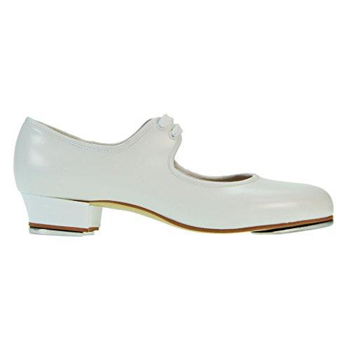 Zapatillas poliuretano mujer Bloch de Blanco para danza de pzaz1OFd