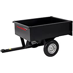 Precision Products LDT-1002B 10-Cubic Foot Trailer Dump Cart