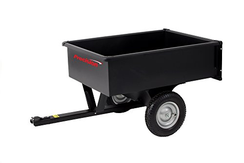 (Precision Products LDT-1002B 10-Cubic Foot Trailer Dump Cart)