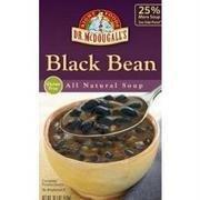 DR MCDOUGALLS SOUP BLK BEAN & RICE GF L, 1.6 OZ