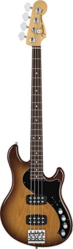 Fender American Deluxe Dimension Bass IV - Rosewood - Violin Burst