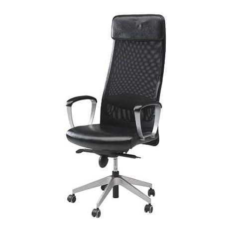 Sedie Ikea Per Ufficio.La Scrivania Sedia Ikea Markus Girevole Per Forti Sollecitazioni
