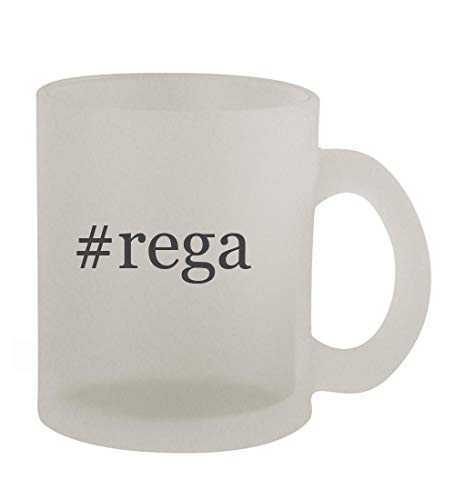 #rega - 10oz Hashtag Frosted Coffee Mug Cup, Frosted