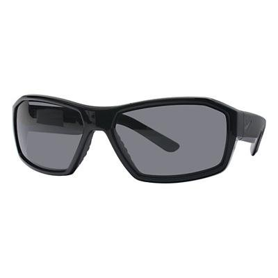 4eddb542c4 Buy Nike Zonda P Black Sunglasses with Grey Max Polarized Lens Online at  Low Prices in India - Amazon.in
