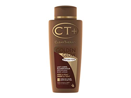 CT + Clear Therapy Golden Glow Brightening Body -