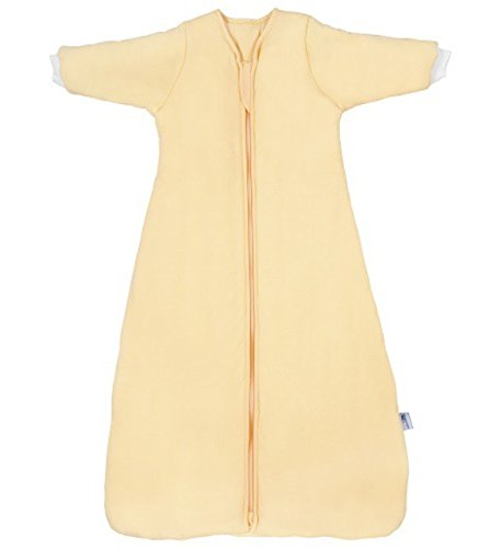 Slumbersac Winter Baby Sleeping Bag with Sleeves 3.5 Tog Plain Mint Green 6-18 months//90 cm
