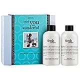 Philosophy I Think You Are Wonderful-2 count 8 fl. oz