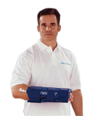 Aircast Cryocuff - Hand/Wrist With Gravity Feed Cooler - 11-1567 by Fabrication