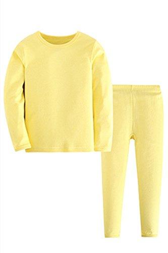 ASHERANGEL Toddler Thermal Underwear Pajamas product image
