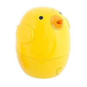 GreenAir Creature Comforts Kids Essential Oil Aroma Diffuser & Humidifier (Lulu the Yellow Duck)