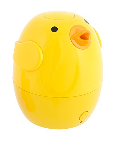 GreenAir Creature Comforts Kids Essential Oil Aroma Diffuser & Humidifier (Lulu the Yellow Duck)