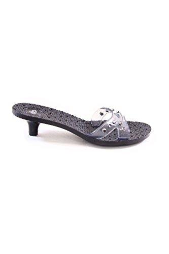 Fornarina - Sandalias de vestir para mujer negro