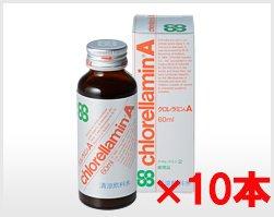 クロレラ工業 クロレラミンA 60ml 10本セット B006WH86OW
