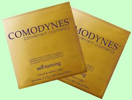 Comodynes Self Tanning Sunless Body Towel product image