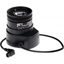 Axis Communications Computar - CCTV lens - vari-focal - auto iris - 1/3 inch - CS-mount - 12.5 mm - 50 mm - f/1.4 5800-801