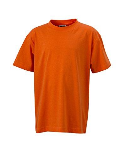 À t Basic Taille Single shirt De En Dark jersey Enfant Xs Junior Manches Couleurs Haute Diverses Tee orange Courtes Qualité Xxl vSTPCxvn